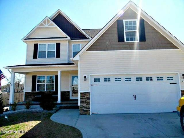 264 Rowland Drive, Richlands, NC 28574 (MLS #100272097) :: Courtney Carter Homes