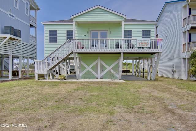 133 Starfish Drive, Holden Beach, NC 28462 (MLS #100272113) :: Courtney Carter Homes