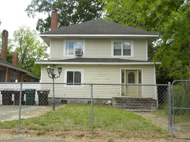 806 St David Street, Tarboro, NC 27886 (MLS #100272154) :: Courtney Carter Homes
