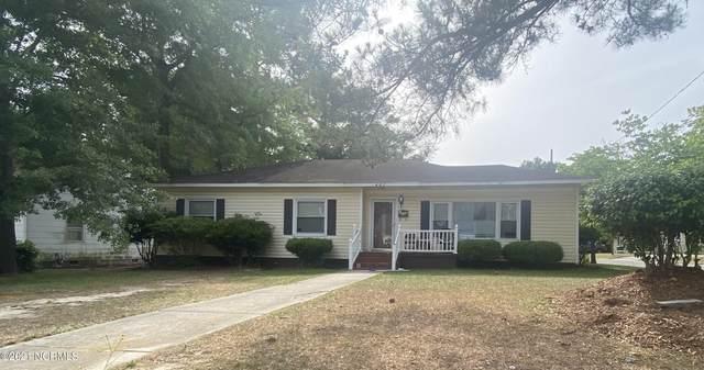 808 Westover Avenue, Kinston, NC 28504 (MLS #100272199) :: CENTURY 21 Sweyer & Associates