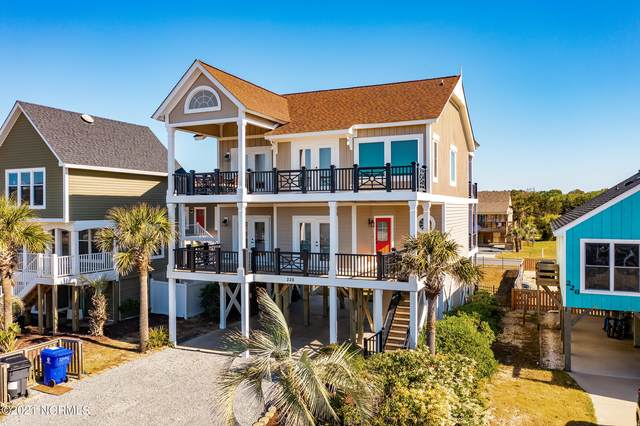 228 W Beach Drive, Oak Island, NC 28465 (MLS #100272264) :: Aspyre Realty Group   Coldwell Banker Sea Coast Advantage