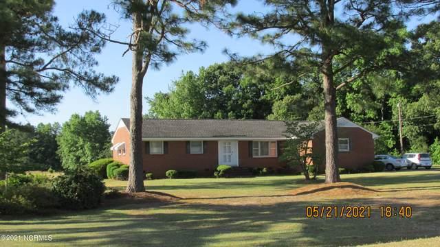 2610 Corinth Road, Nashville, NC 27856 (MLS #100272280) :: CENTURY 21 Sweyer & Associates