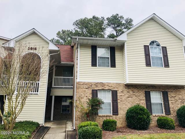 2816 Mulberry Lane F, Greenville, NC 27858 (MLS #100272282) :: Berkshire Hathaway HomeServices Prime Properties