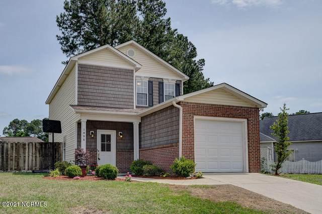 1035 Lake Norman Lane, Leland, NC 28451 (MLS #100272307) :: Courtney Carter Homes
