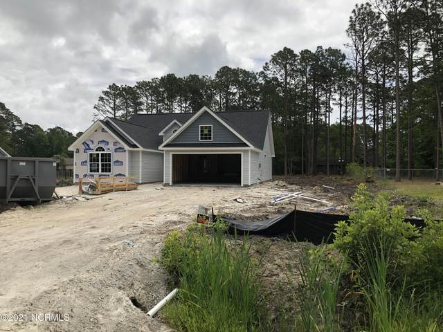 134 Crossroad Drive NW, Calabash, NC 28467 (MLS #100272313) :: Courtney Carter Homes