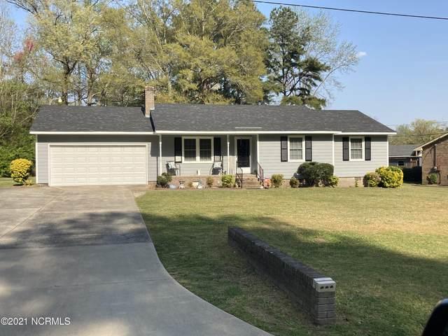 1549 Eastwood Drive, Kinston, NC 28504 (MLS #100272323) :: Berkshire Hathaway HomeServices Prime Properties
