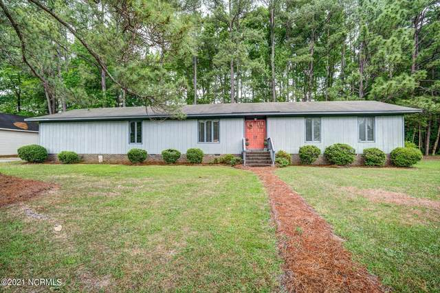 428 Mosley Drive, Rocky Mount, NC 27804 (MLS #100272335) :: Courtney Carter Homes