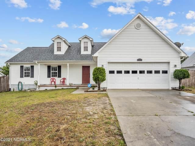 212 Essex Court, Richlands, NC 28574 (MLS #100272355) :: David Cummings Real Estate Team