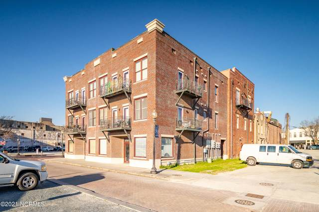 101 S Water Street #2, Wilmington, NC 28401 (MLS #100272367) :: Courtney Carter Homes