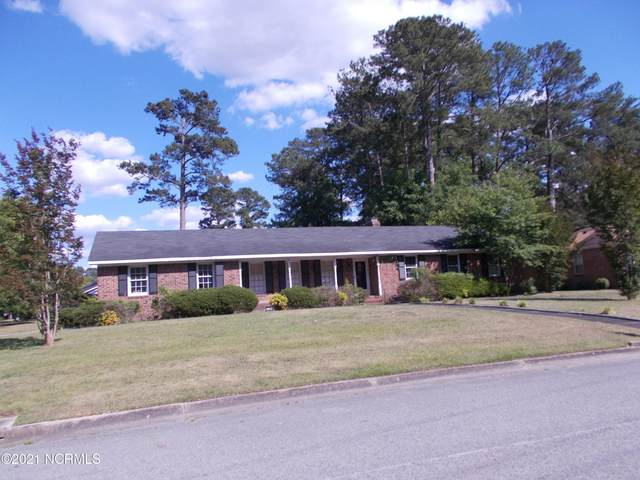 2211 Tanglewood Drive, Kinston, NC 28504 (MLS #100272369) :: Frost Real Estate Team