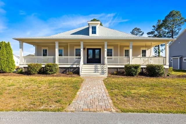 310 Seafarer Street, Newport, NC 28570 (MLS #100272389) :: The Tingen Team- Berkshire Hathaway HomeServices Prime Properties