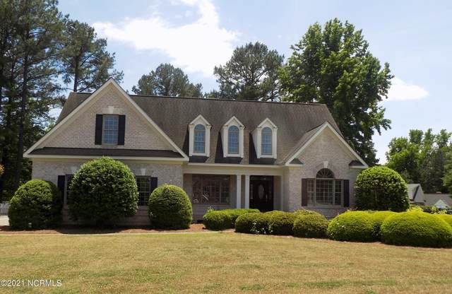 3205 Abbey Road, Rocky Mount, NC 27804 (MLS #100272398) :: Courtney Carter Homes