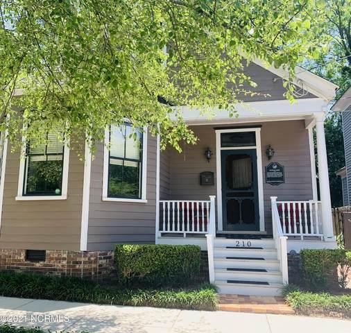 210 Church Street, Wilmington, NC 28401 (MLS #100272404) :: Courtney Carter Homes