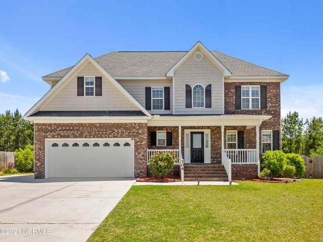 104 Savannah Drive, Jacksonville, NC 28546 (MLS #100272456) :: Courtney Carter Homes