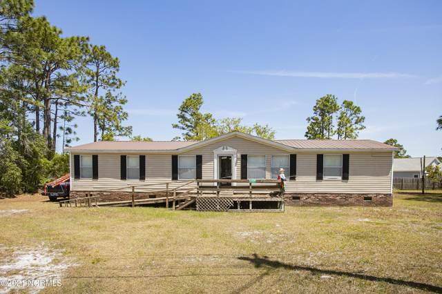 4520 Sea Pines Drive SE, Southport, NC 28461 (MLS #100272461) :: Carolina Elite Properties LHR
