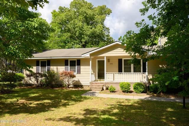 1993 Possum Trot Road, New Bern, NC 28562 (MLS #100272463) :: Courtney Carter Homes