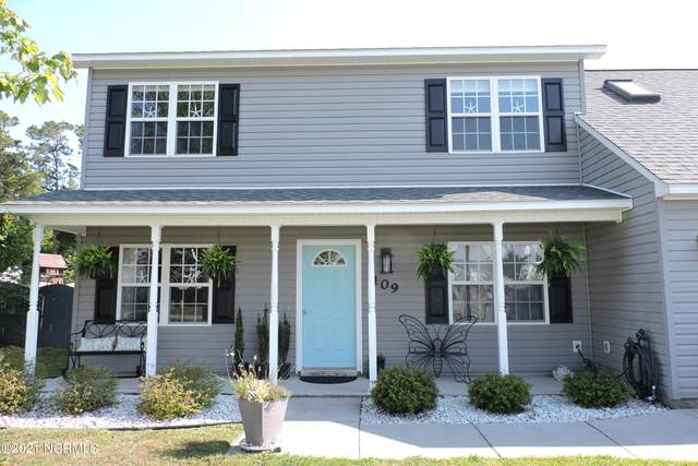 109 Spain Drive, Hubert, NC 28539 (MLS #100272496) :: Carolina Elite Properties LHR