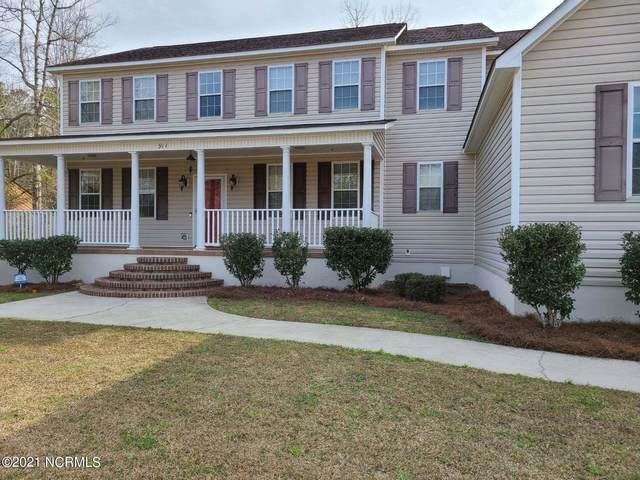 911 Greenway Road, Jacksonville, NC 28546 (MLS #100272514) :: Carolina Elite Properties LHR
