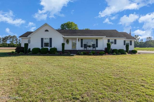 510 Manley Grove Church Road, Mount Olive, NC 28365 (MLS #100272535) :: CENTURY 21 Sweyer & Associates