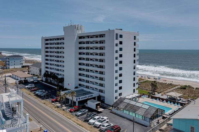 1615 Lake Park Boulevard S Unit 904, Carolina Beach, NC 28428 (MLS #100272569) :: Vance Young and Associates