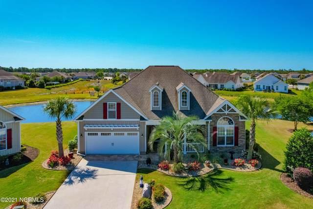 1116 Princesa Court SW, Ocean Isle Beach, NC 28469 (MLS #100272596) :: Donna & Team New Bern