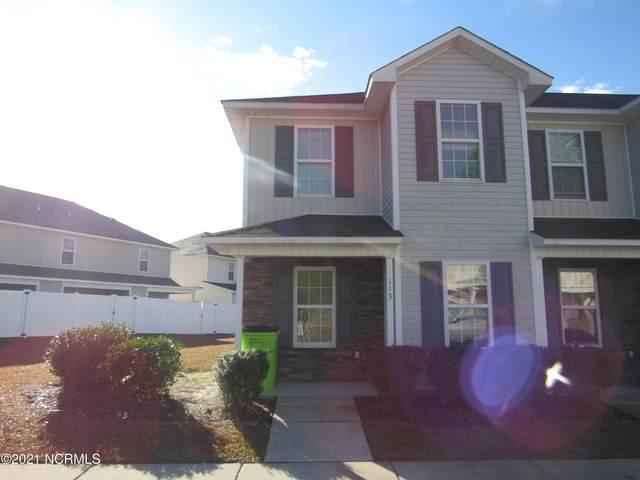 113 Heather Glen Circle, Havelock, NC 28532 (MLS #100272656) :: Berkshire Hathaway HomeServices Hometown, REALTORS®