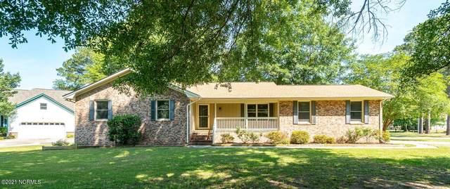 202 Channel Run Drive, New Bern, NC 28562 (MLS #100272671) :: Courtney Carter Homes