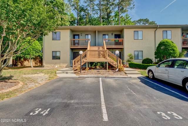 3617 Saint Johns Court 17B, Wilmington, NC 28403 (MLS #100272682) :: Barefoot-Chandler & Associates LLC