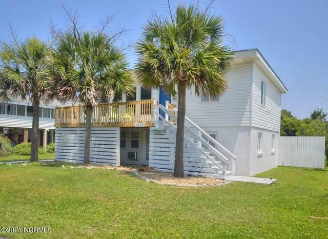 4018 E Dolphin Drive, Oak Island, NC 28465 (MLS #100272719) :: Coldwell Banker Sea Coast Advantage