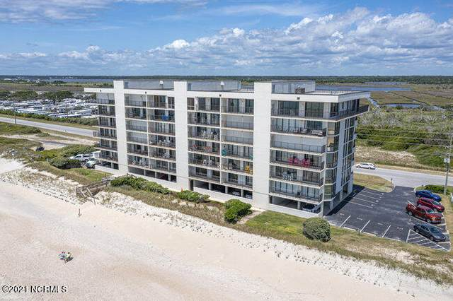 4110 Island Drive Unit 205, North Topsail Beach, NC 28460 (MLS #100272739) :: Great Moves Realty