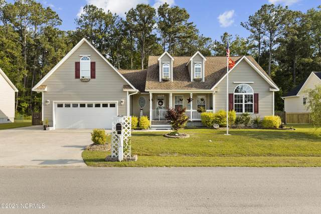 113 Madison Bay Drive, Beaufort, NC 28516 (MLS #100272742) :: Aspyre Realty Group | Coldwell Banker Sea Coast Advantage
