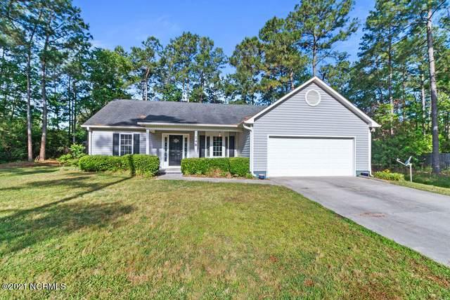 148 Live Oak Drive, Jacksonville, NC 28540 (MLS #100272774) :: Courtney Carter Homes