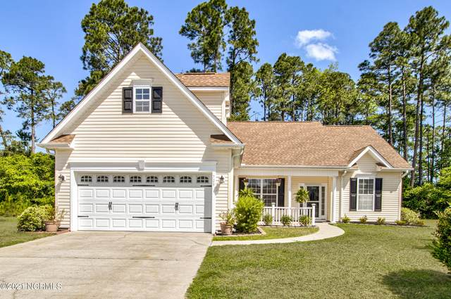 709 E Pipers Glen, Shallotte, NC 28470 (MLS #100272786) :: Vance Young and Associates