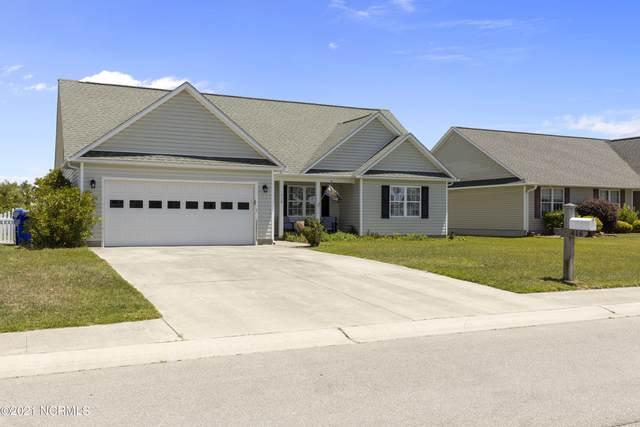 416 Tradd Street, Beaufort, NC 28516 (MLS #100272815) :: Barefoot-Chandler & Associates LLC