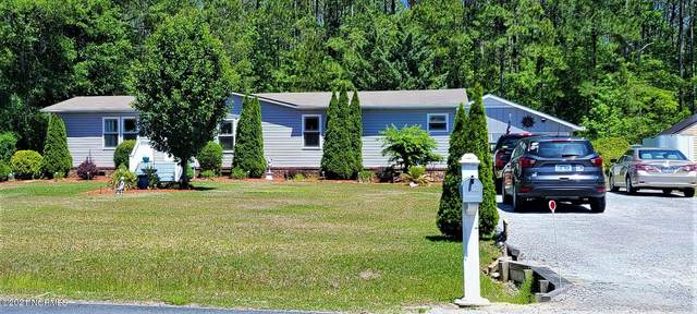 444 Old Church Road, Swansboro, NC 28584 (MLS #100272816) :: Carolina Elite Properties LHR