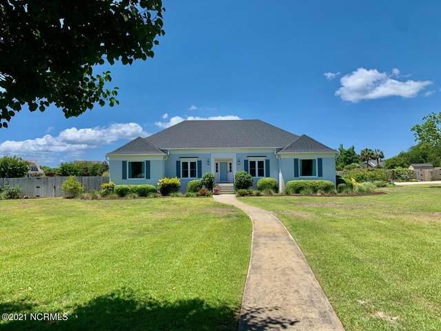 456 Creekview Drive E, Hampstead, NC 28443 (MLS #100272825) :: Coldwell Banker Sea Coast Advantage