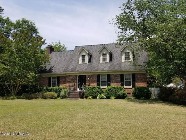 508 Crestline Boulevard, Greenville, NC 27834 (MLS #100272829) :: Berkshire Hathaway HomeServices Prime Properties