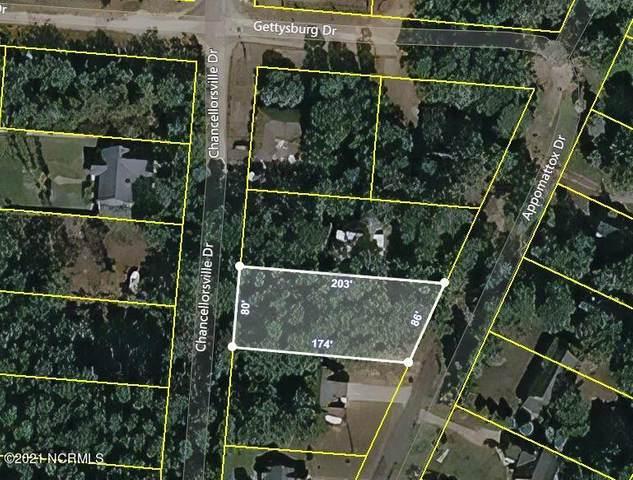 6232 Appomattox Drive, Wilmington, NC 28409 (MLS #100272869) :: David Cummings Real Estate Team