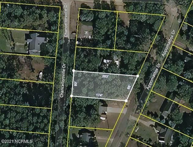 6210 Appomattox Drive, Wilmington, NC 28409 (MLS #100272871) :: David Cummings Real Estate Team