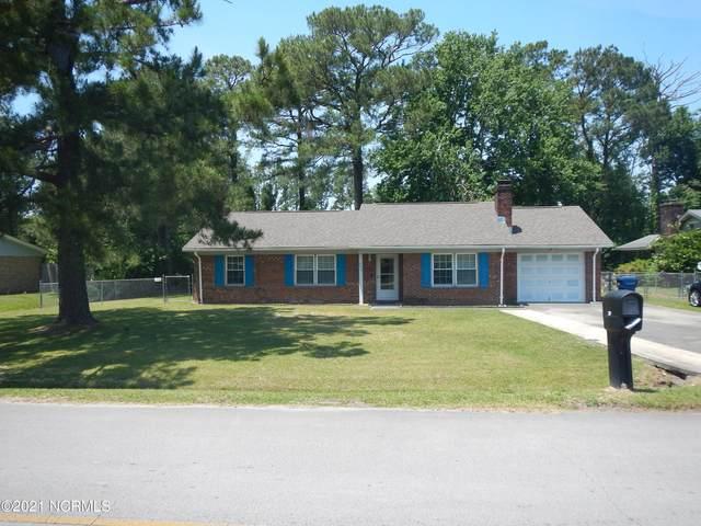 117 Glen Drive, Havelock, NC 28532 (MLS #100272886) :: The Cheek Team
