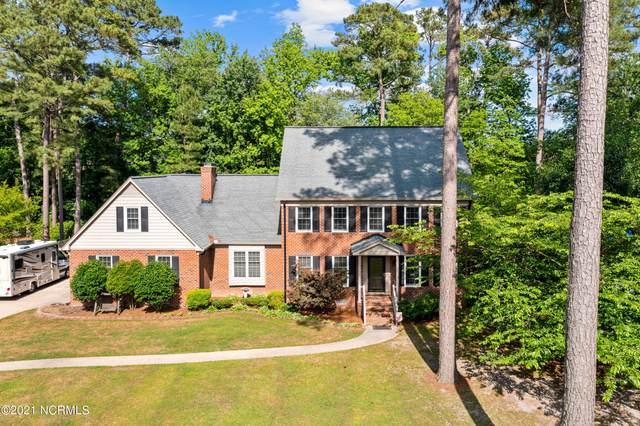 607 Queen Annes Road, Greenville, NC 27858 (MLS #100272919) :: Berkshire Hathaway HomeServices Prime Properties