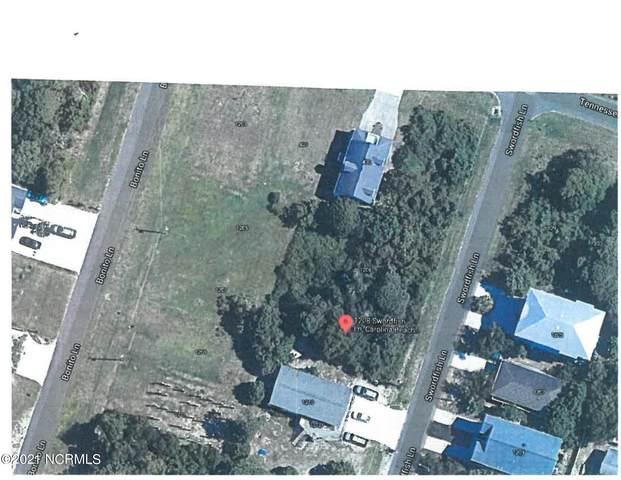 1208 Swordfish Lane, Carolina Beach, NC 28428 (MLS #100272935) :: The Oceanaire Realty