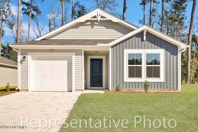 308 Harbour View Drive, Carolina Shores, NC 28467 (MLS #100272971) :: Barefoot-Chandler & Associates LLC