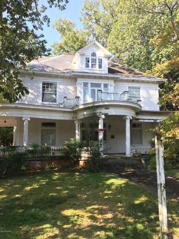 601 Nash Street W, Wilson, NC 27893 (MLS #100272976) :: Courtney Carter Homes