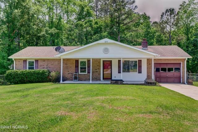 211 Carolina Drive, Jacksonville, NC 28546 (MLS #100272991) :: David Cummings Real Estate Team