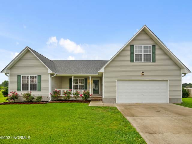 103 Croaker Lane, Maysville, NC 28555 (MLS #100273002) :: The Cheek Team