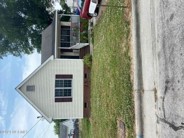 603 Blount Street S, Wilson, NC 27893 (MLS #100273033) :: Courtney Carter Homes