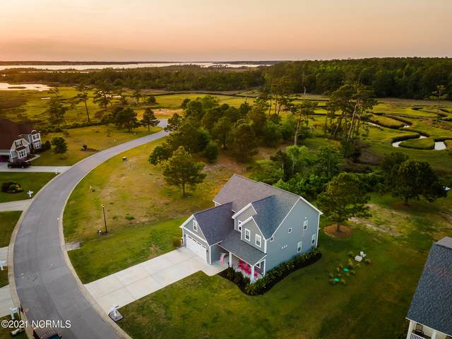 116 Sweet Grass Trail, Cedar Point, NC 28584 (MLS #100273037) :: RE/MAX Elite Realty Group