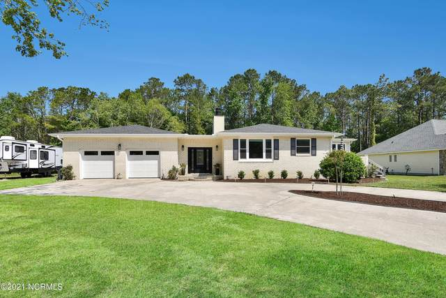 8 Country Club Drive, Shallotte, NC 28470 (MLS #100273064) :: Aspyre Realty Group | Coldwell Banker Sea Coast Advantage