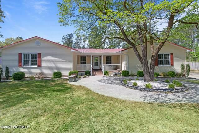 125 Mae Lane, Richlands, NC 28574 (MLS #100273088) :: Castro Real Estate Team
